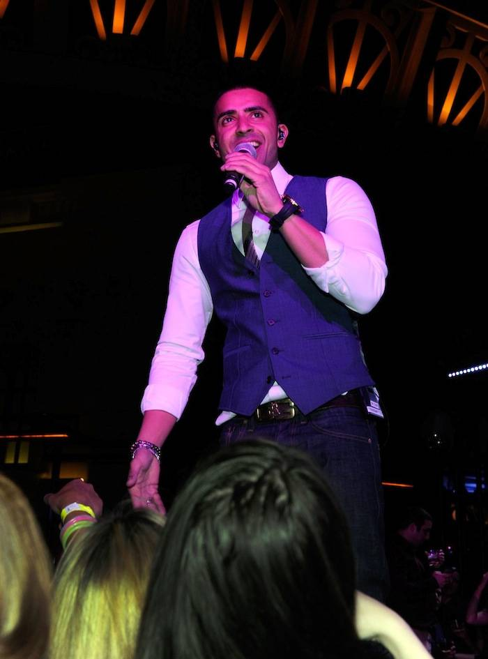 Chateau Nightclub & Gardens Celebrates Anniversary With Multi-Platinum Selling Artist Jay Sean
