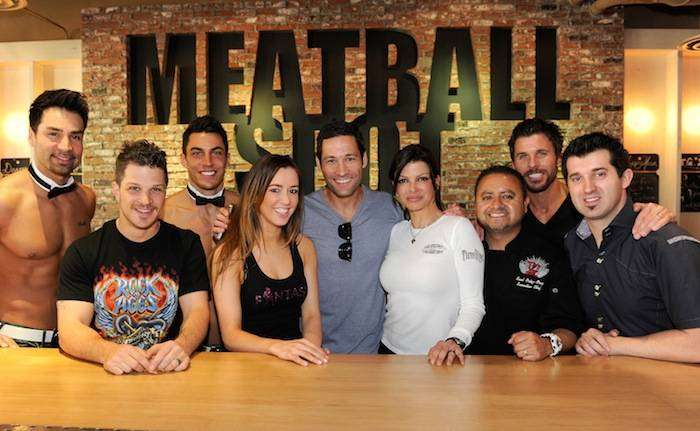 Meatball Spot Hosts Meatball Eat Contest Featuring Las Vegas Entertainers