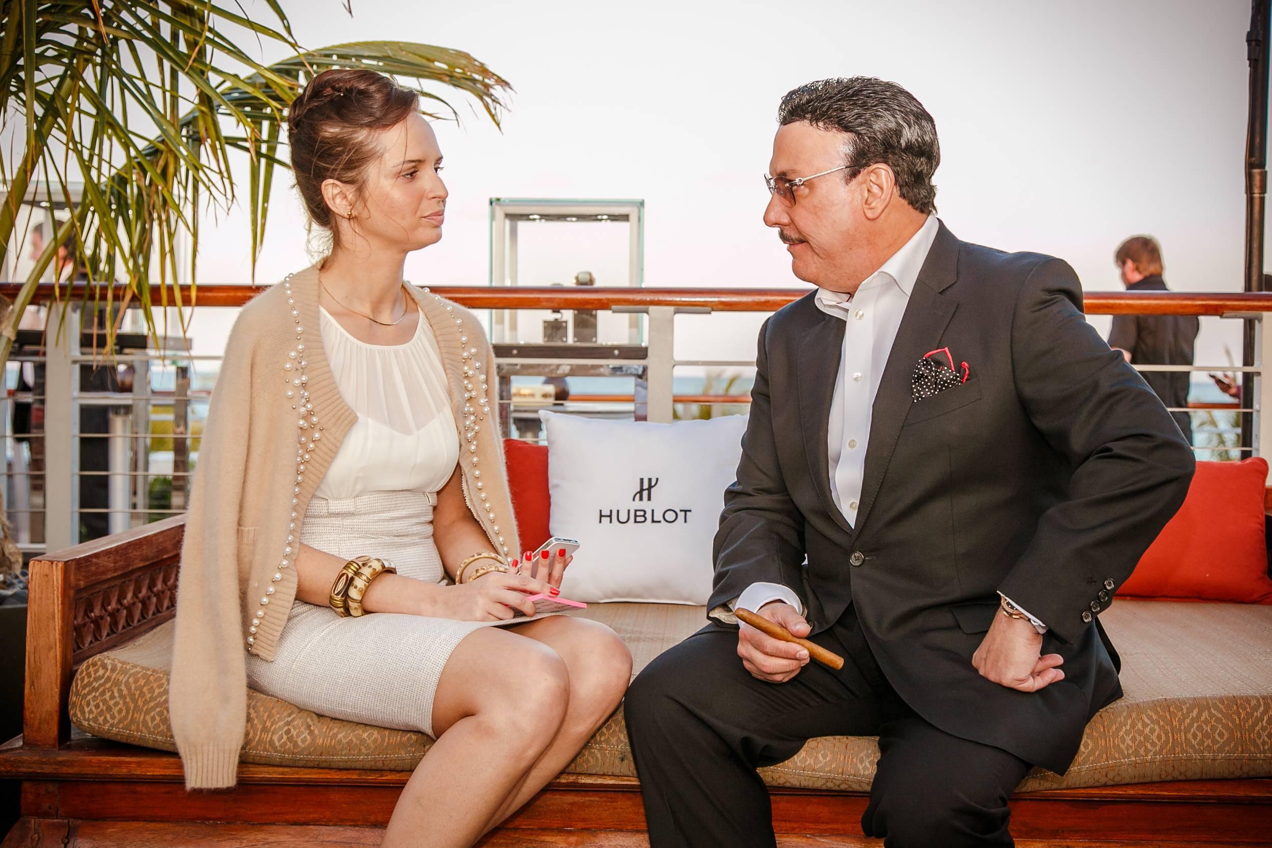 Mr. Carlito Fuente - President of Arturo Fuente
