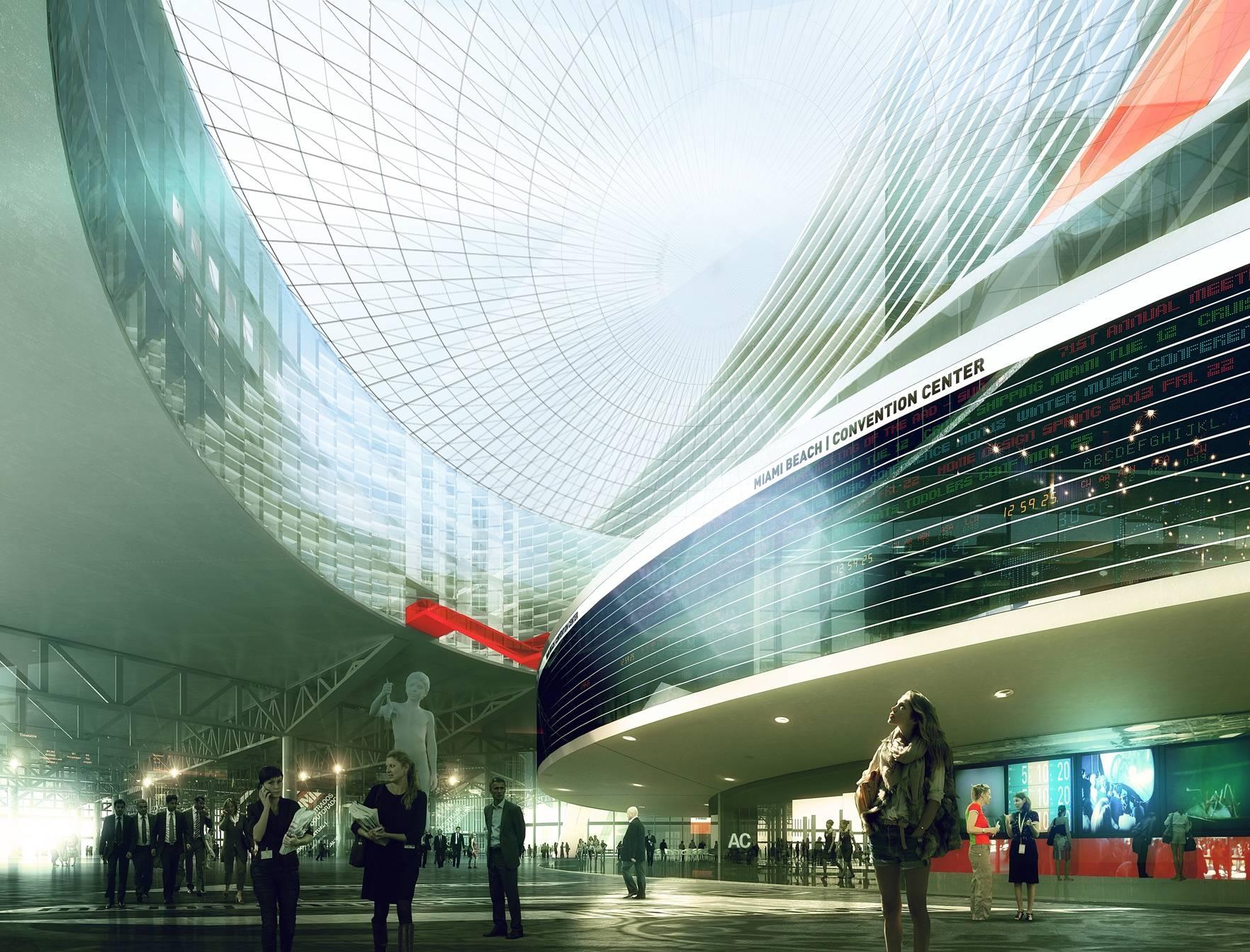 OMA_MBCC_View of concourse atrium_LUXIGON