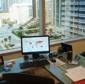 Oliver Miami Desk.172