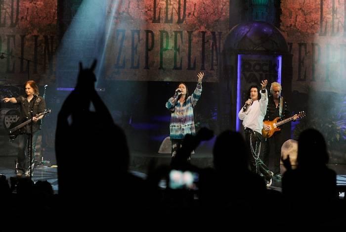 Raiding The Rock Vault Opening Night At LVH In Las Vegas