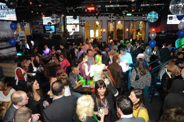 Rockhouse Grand Opening Atmosphere