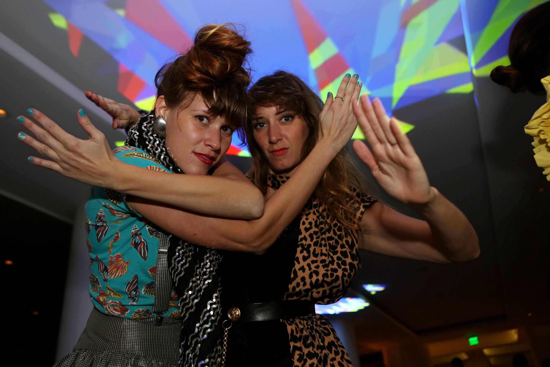 Tasha & Monica Lopez de Victoria TM Sisters