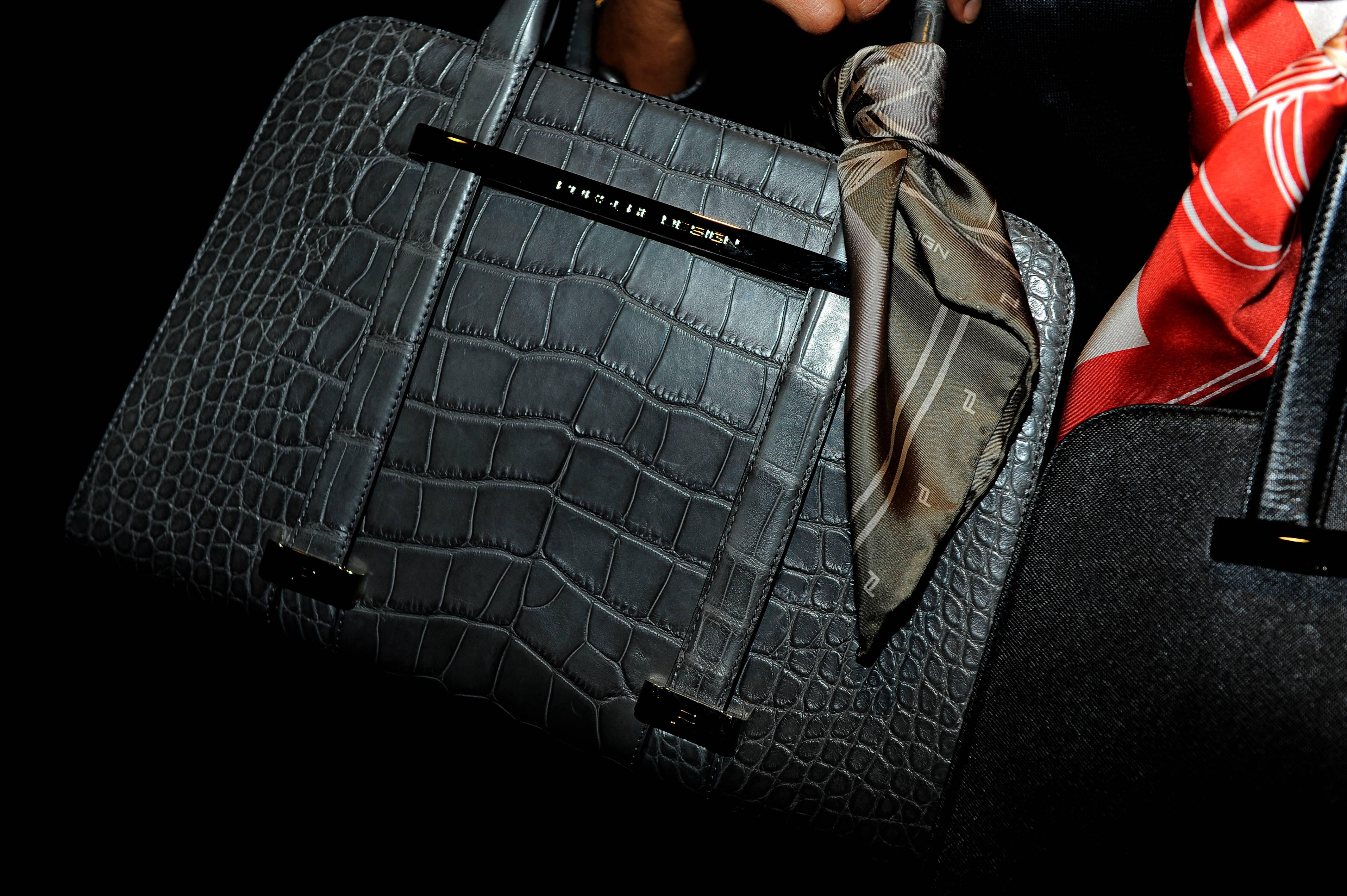 Porsche Design Twinbag Party