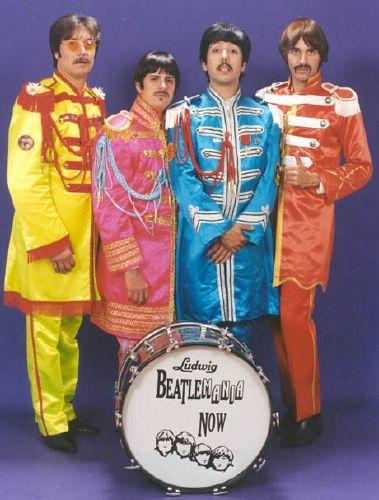 Beatlemania Now