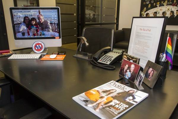 Whats On My Desk Val DiFebo New York CEO Of Deutsch Inc