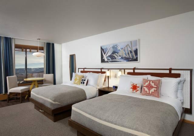 Wildwood bedroom.