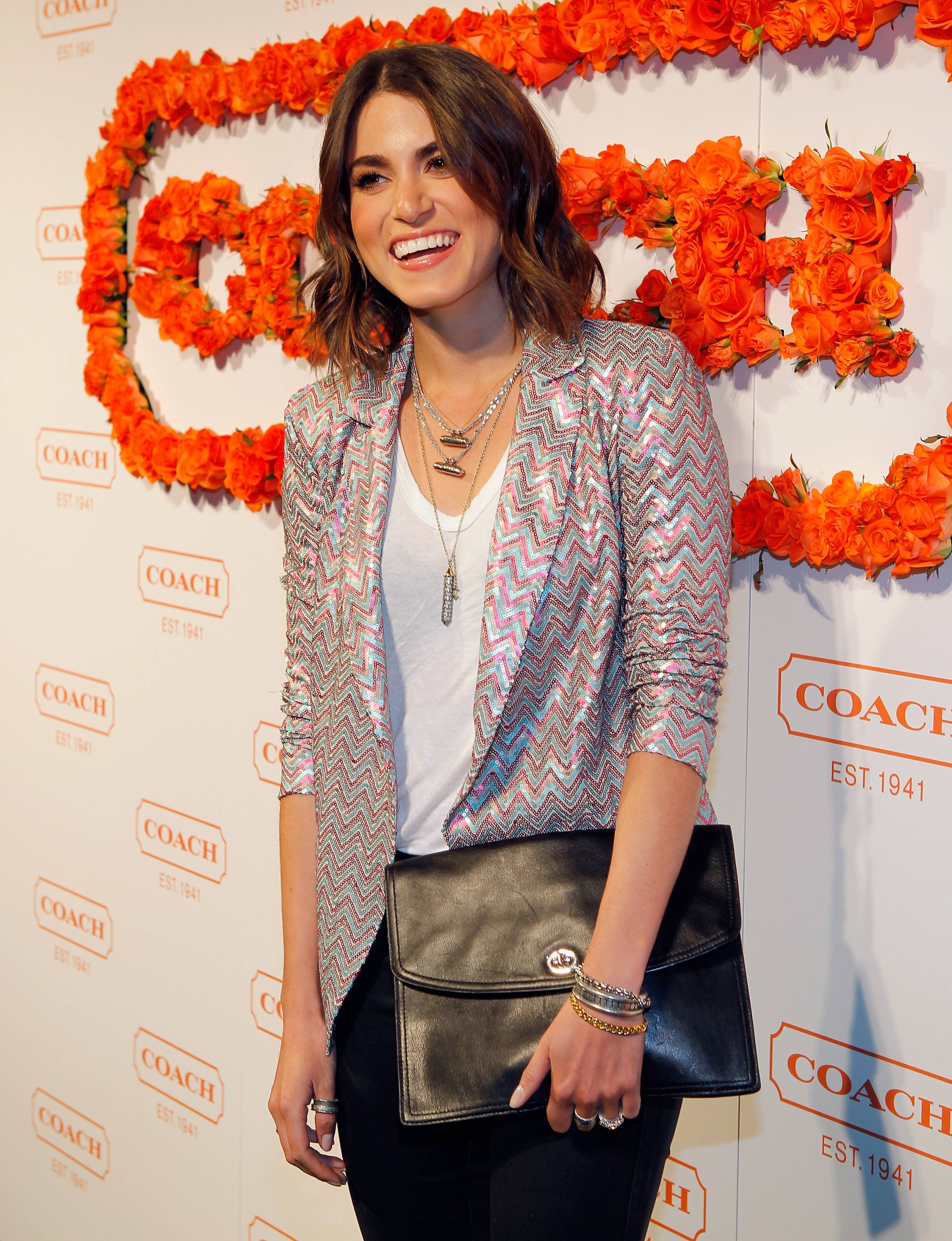 Coach 3rd Annual Evening Of Cocktails And Shopping To Benefit The Children's Defense Fund Hosted By Katie McGrath, J.J. Abrams and Bryan Burk