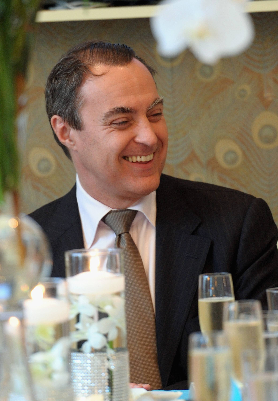 Birks & Mayors CEO and President Jean-Christophe Bédos