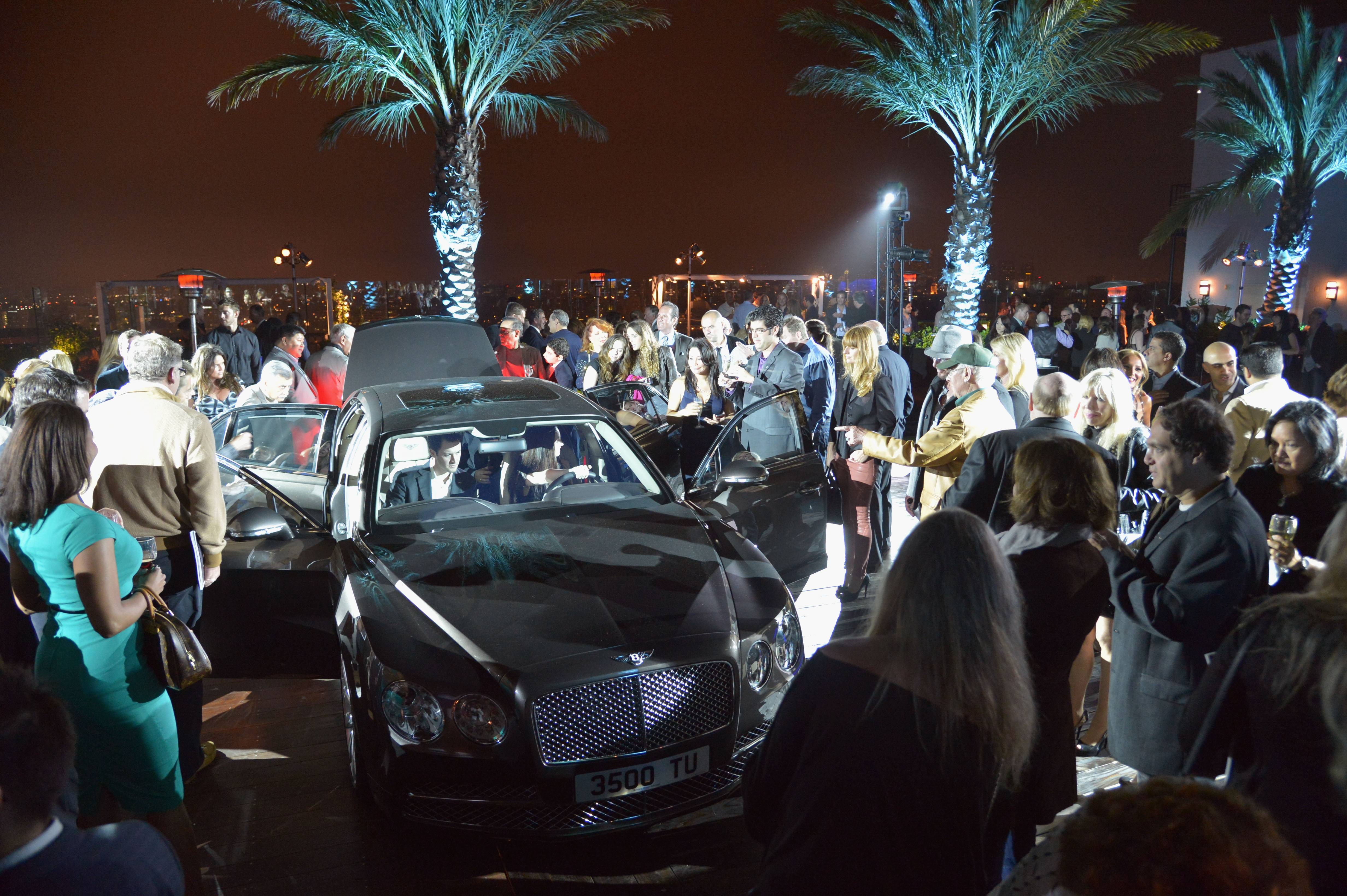 DEPARTURES+Bentley: One Night Only LA, Launch Of The New Flying Spur