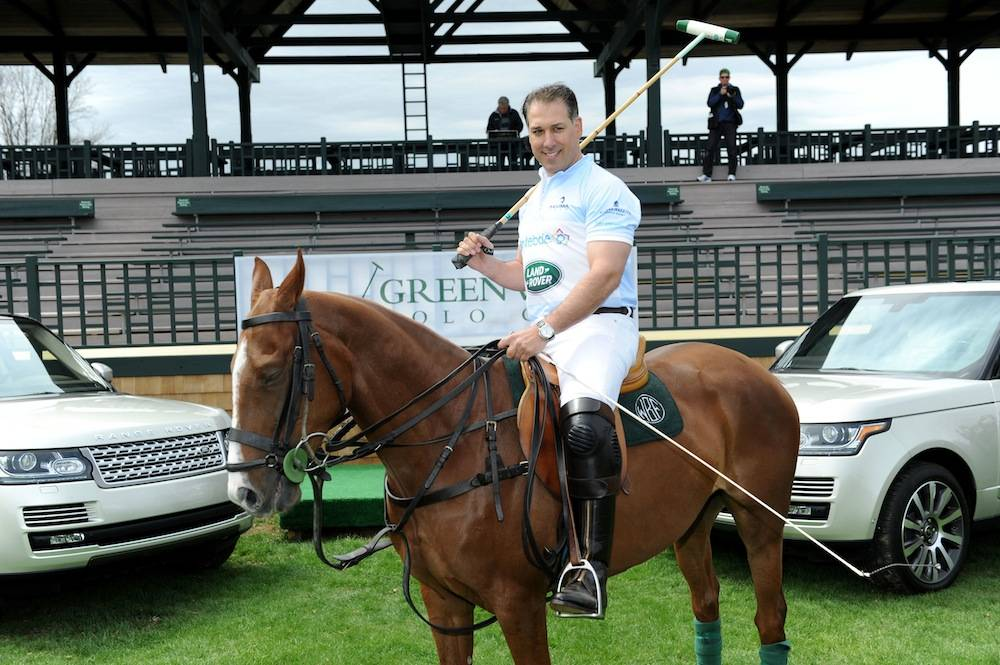 MMS only, NOT for GINS: Land Rover At Media Preview Of Sentebale Royal Salute Polo Cup Hosted By Greenwich Polo Club