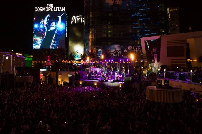 Of Monsters and Men at The Cosmopolitan of Las Vegas in Las Vegas, NV