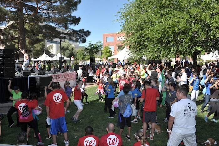 AIDS Walk Las Vegas 2013 Image 1