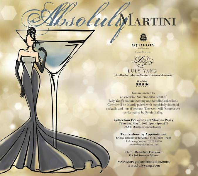 Absolutely Martini