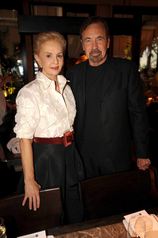Carolina Herrera & Jorge Perez