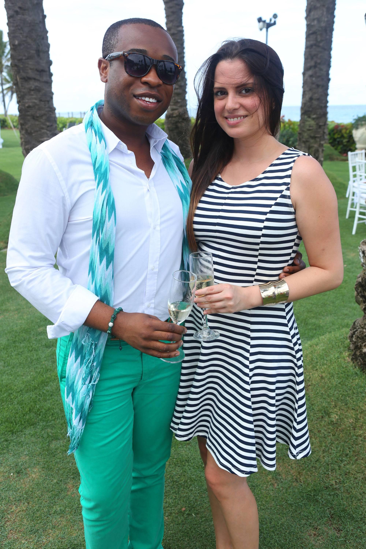 Chris Adeleke & Cristina Parra4