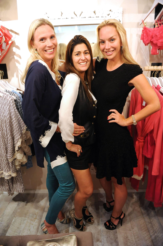 Christina Staalstom, Vanessa Sidi, & Christina Getty-Maercks5