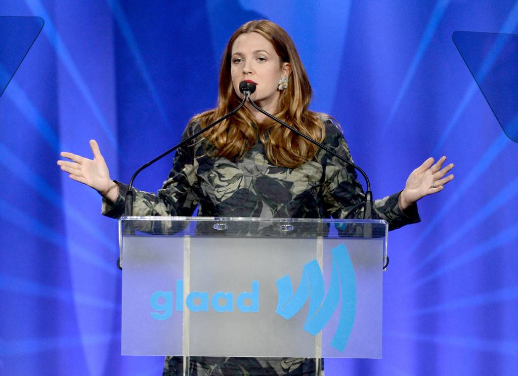 Drew+Barrymore+24th+Annual+GLAAD+Media+Awards+Syuc6_T5JiNx