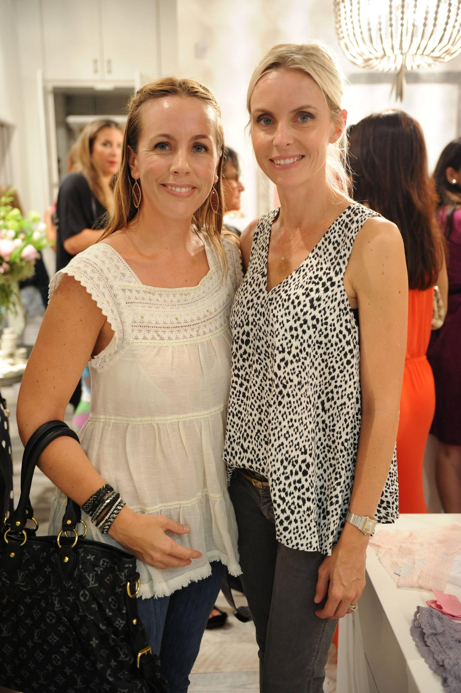 Florence Elbaz & Miriam Duncan