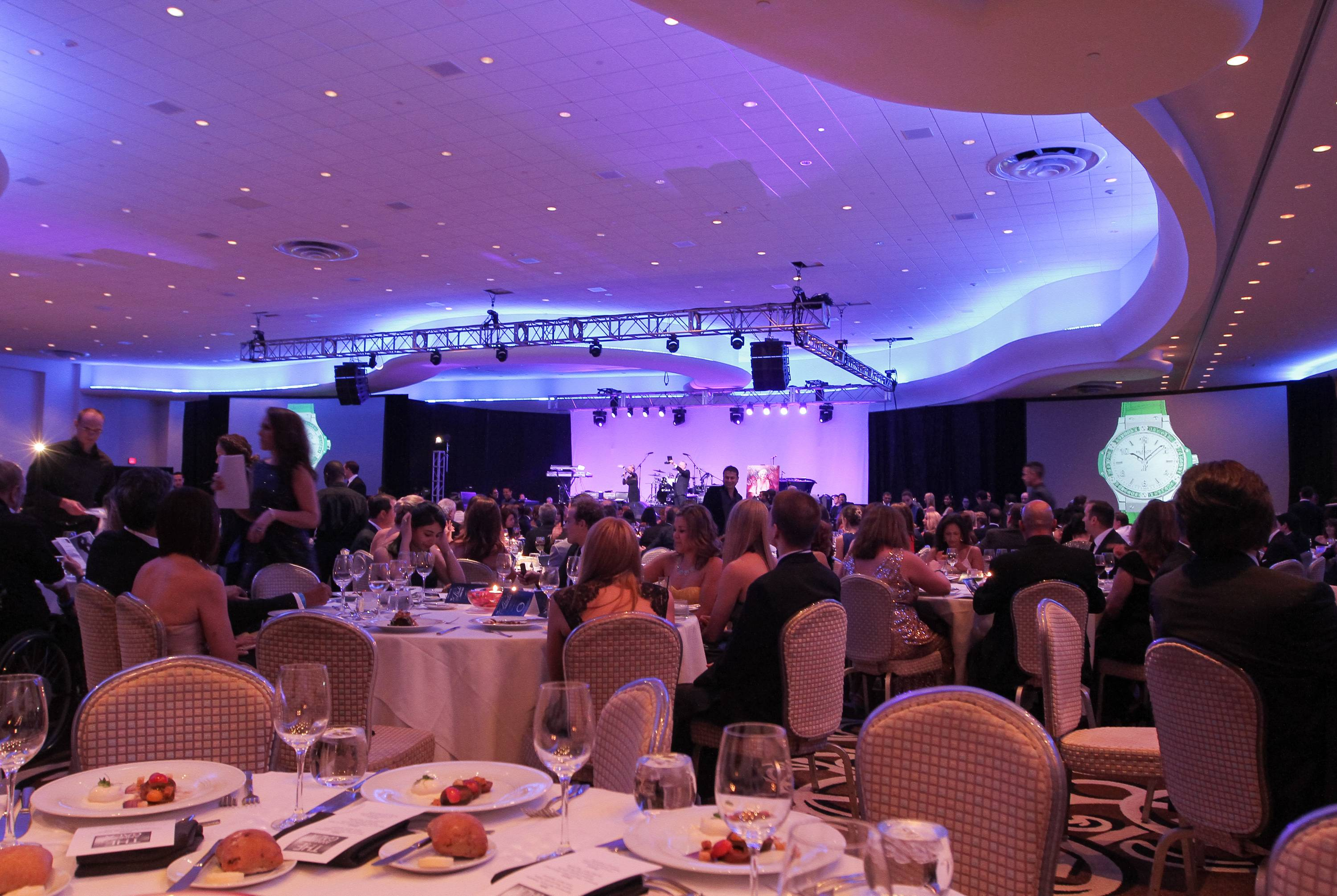 The Blacks' Annual Gala 2013 - Inside