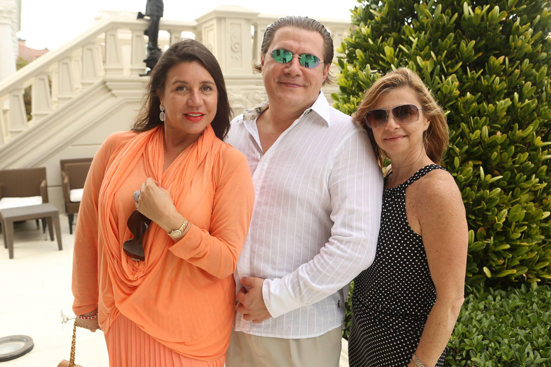 Jacqueline Silverman, & Alex & Elaine Kroytor1