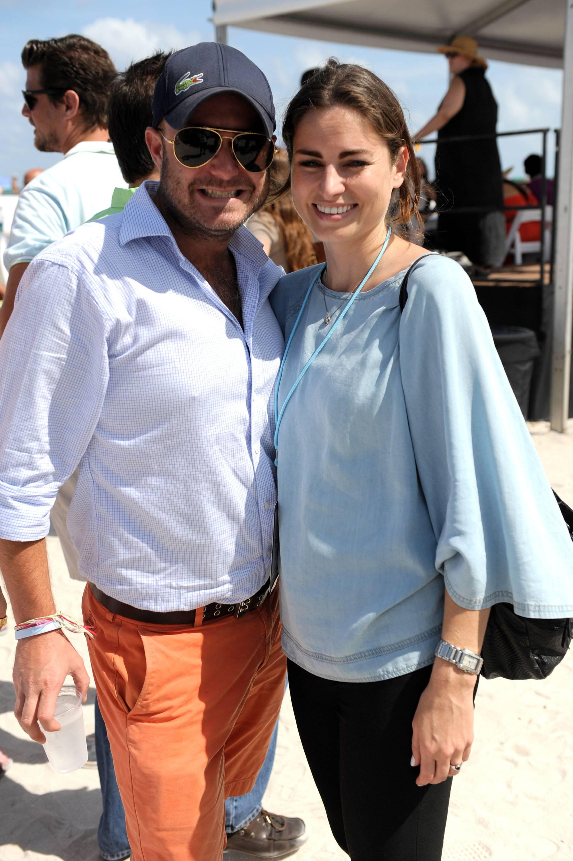 Haute Scene: Spectators Get Social at La Martina Polo ...