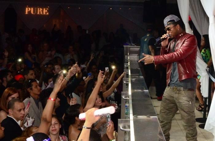 Jeremih_Performance_PURE Nightclub
