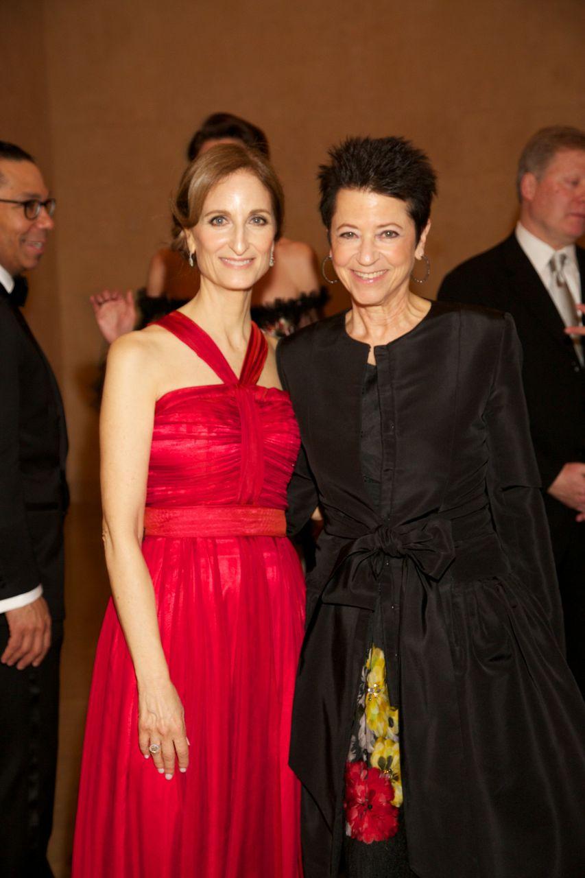 Kate Lear and Jody Arnhold