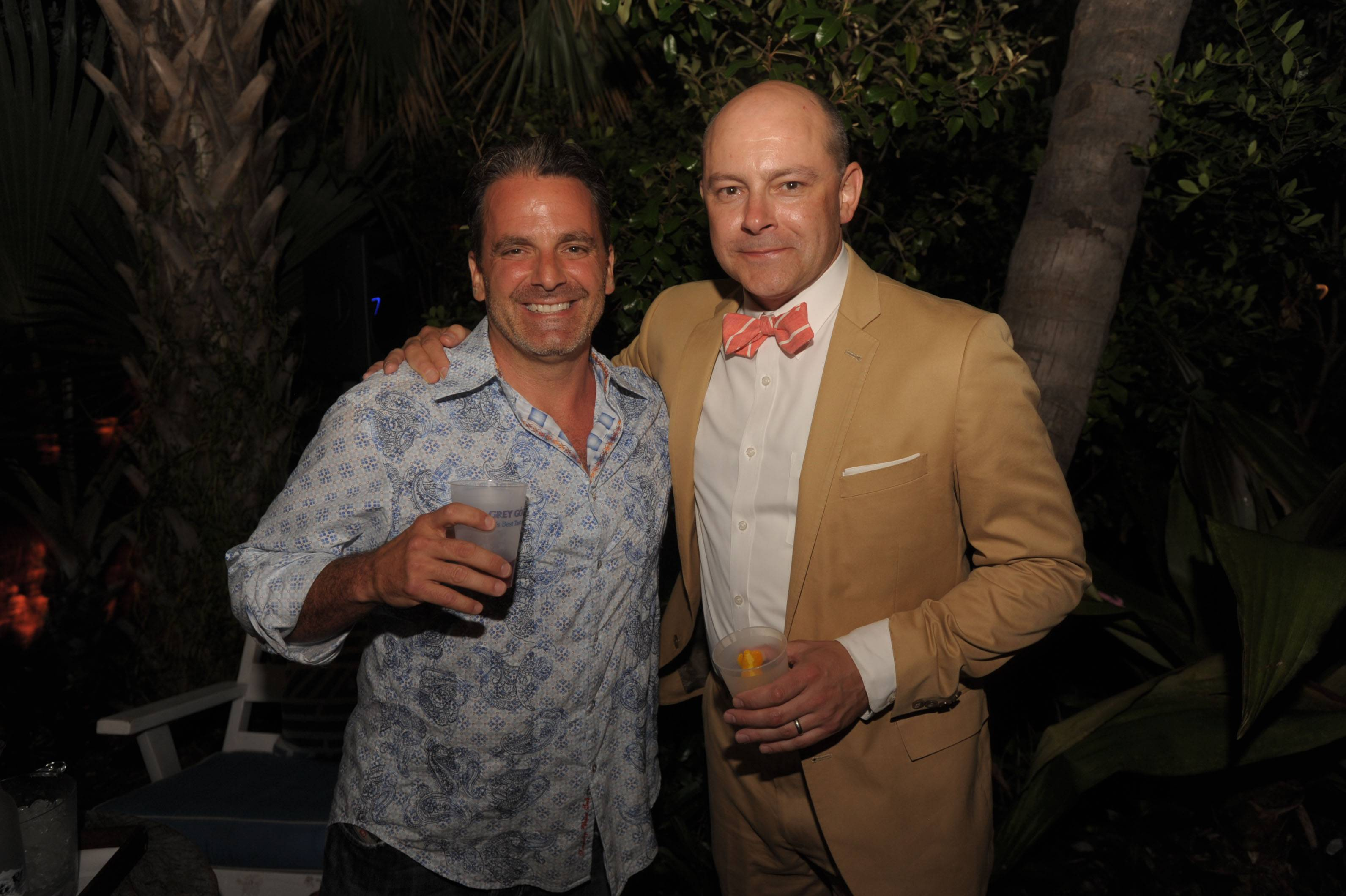 Ken Sheer & Rob Corddry