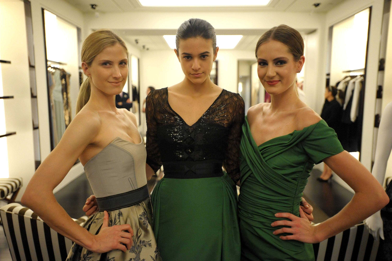 Lejla Szabo, Nina Taylor, Alexandra Dickinson