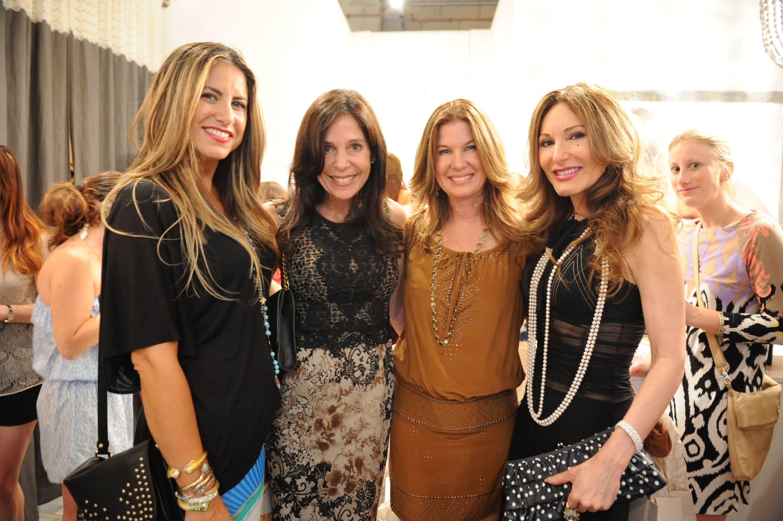 Maria Tettamanti, Vivianne Kurzweil, Dana Shear, & Tara Solomon1