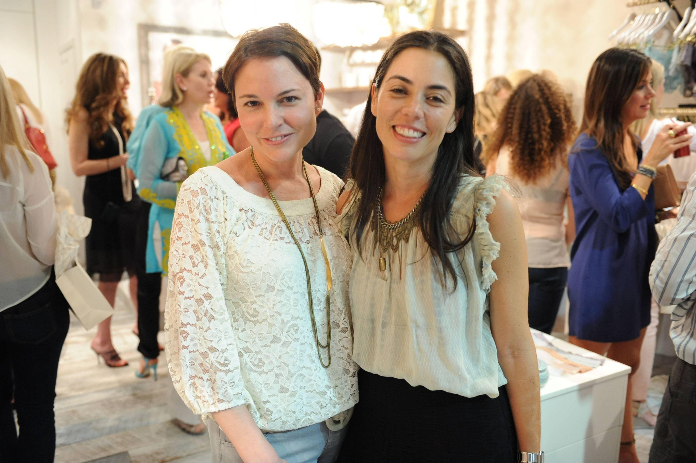 Mariela Rovito & Ali Mejia