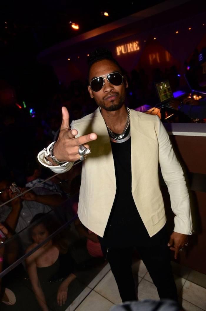 Miguel_PURE Nightclub 2