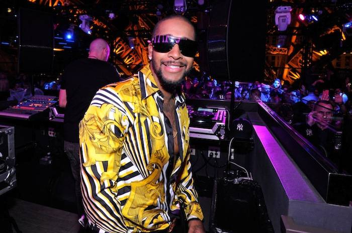R&B Artist Omarion Hits Chateau Nightclub & Gardens For Special Rooftop Affair