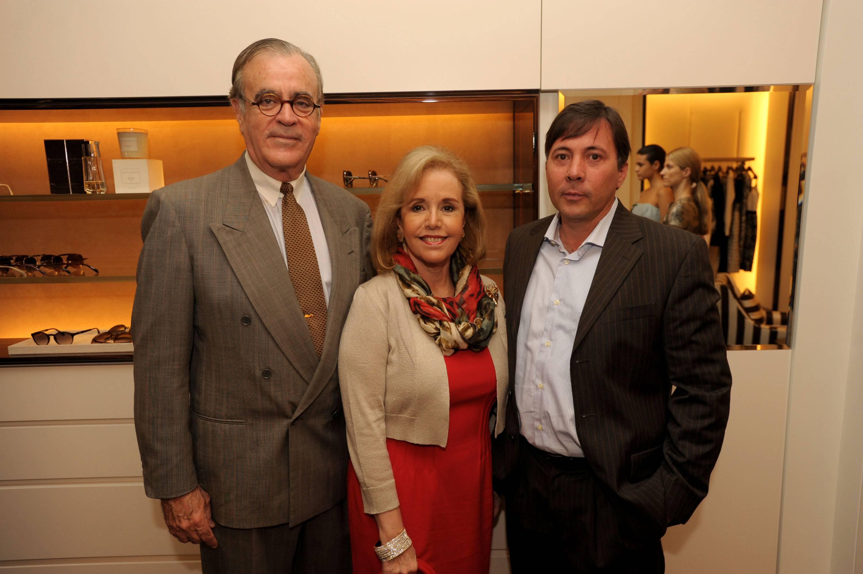 Pepe Castellanos, Aida Levitan, Rodrigo de la Luz
