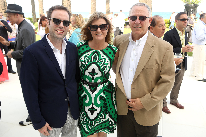 Brett Rose, Stephanie Eckert, & Andrew Meshbane