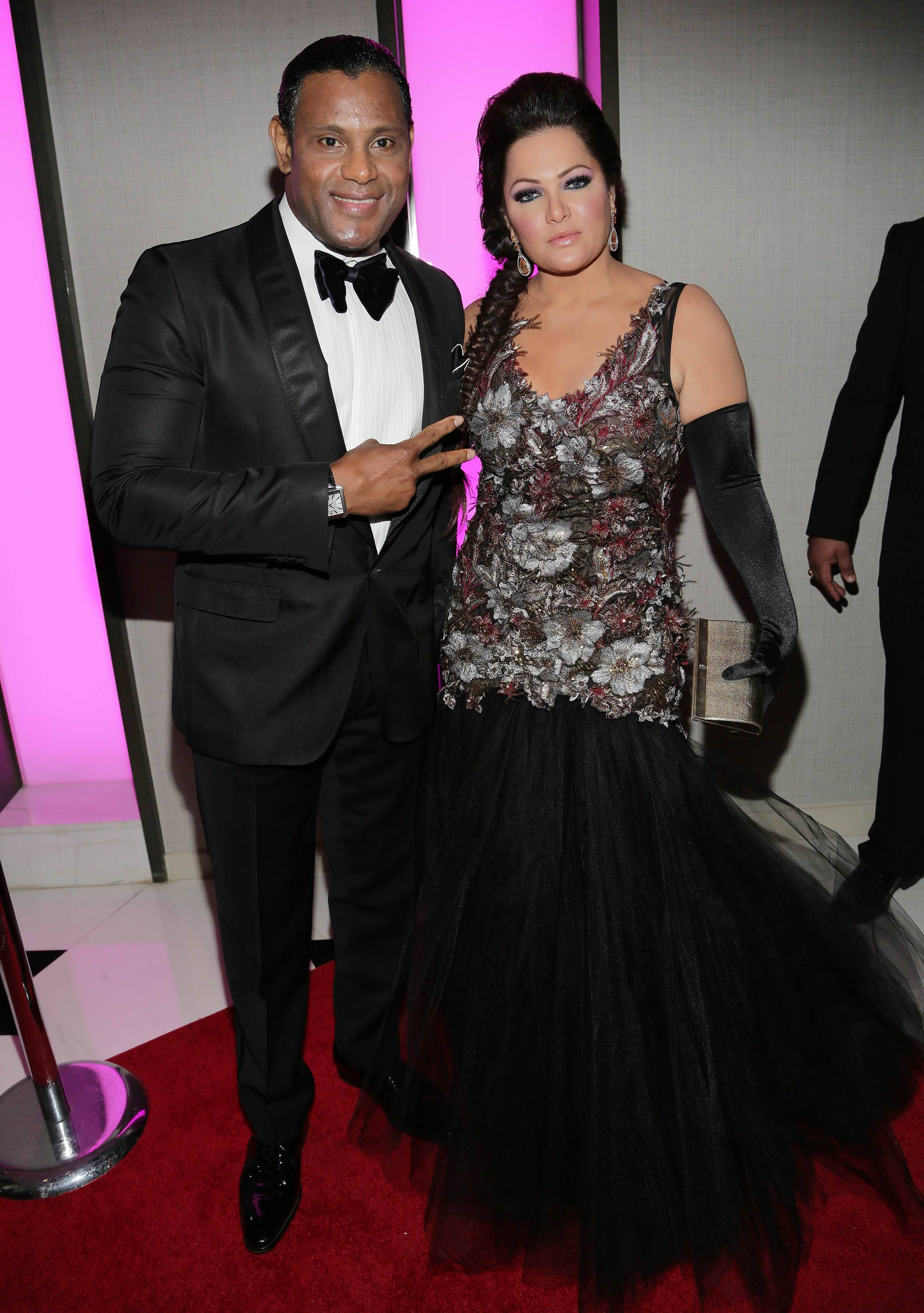 The Blacks' Annual Gala 2013 - Arrivals