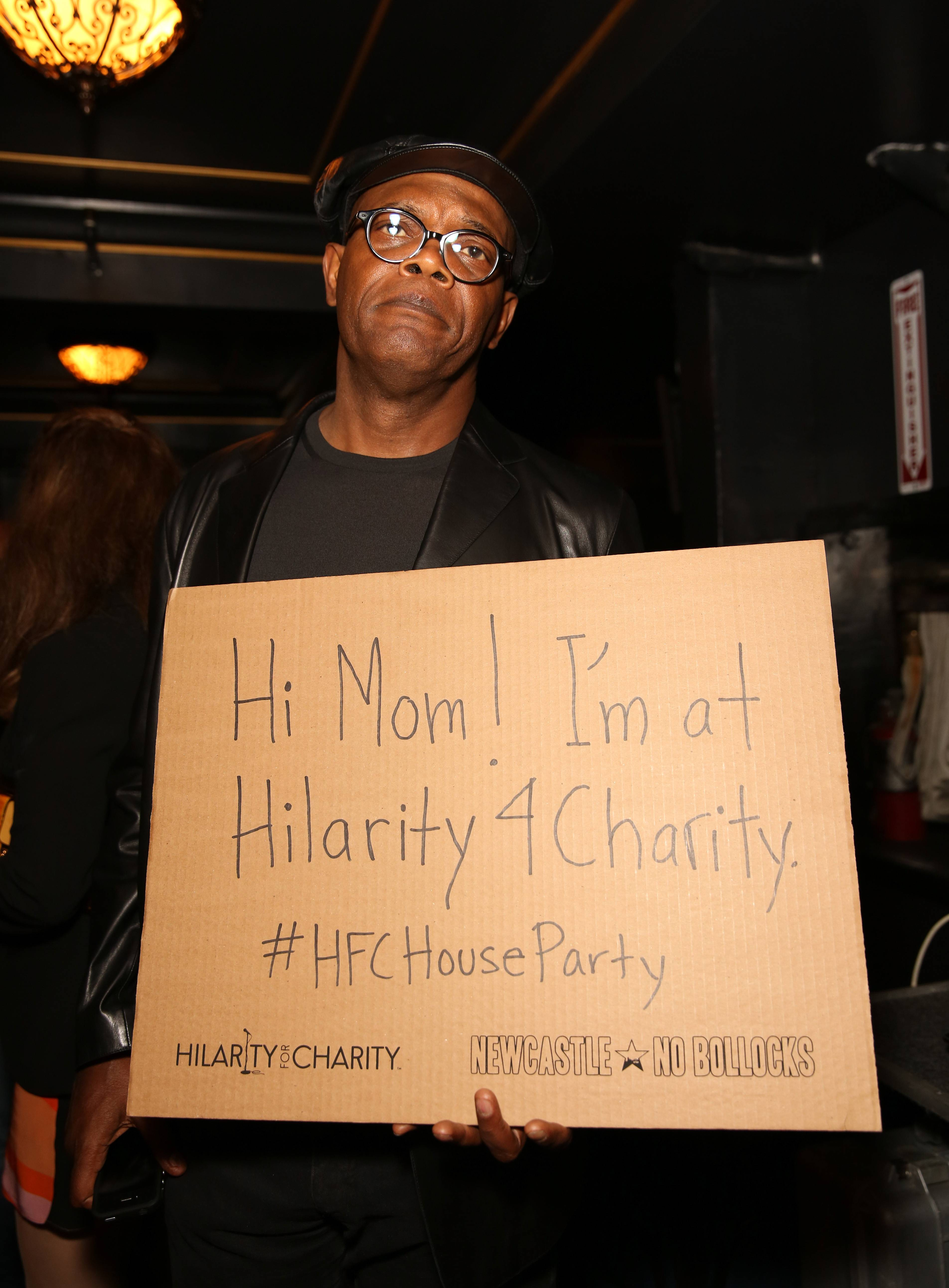 Second Annual Hilarity For Charity Benefiting The Alzheimer's Association - Inside