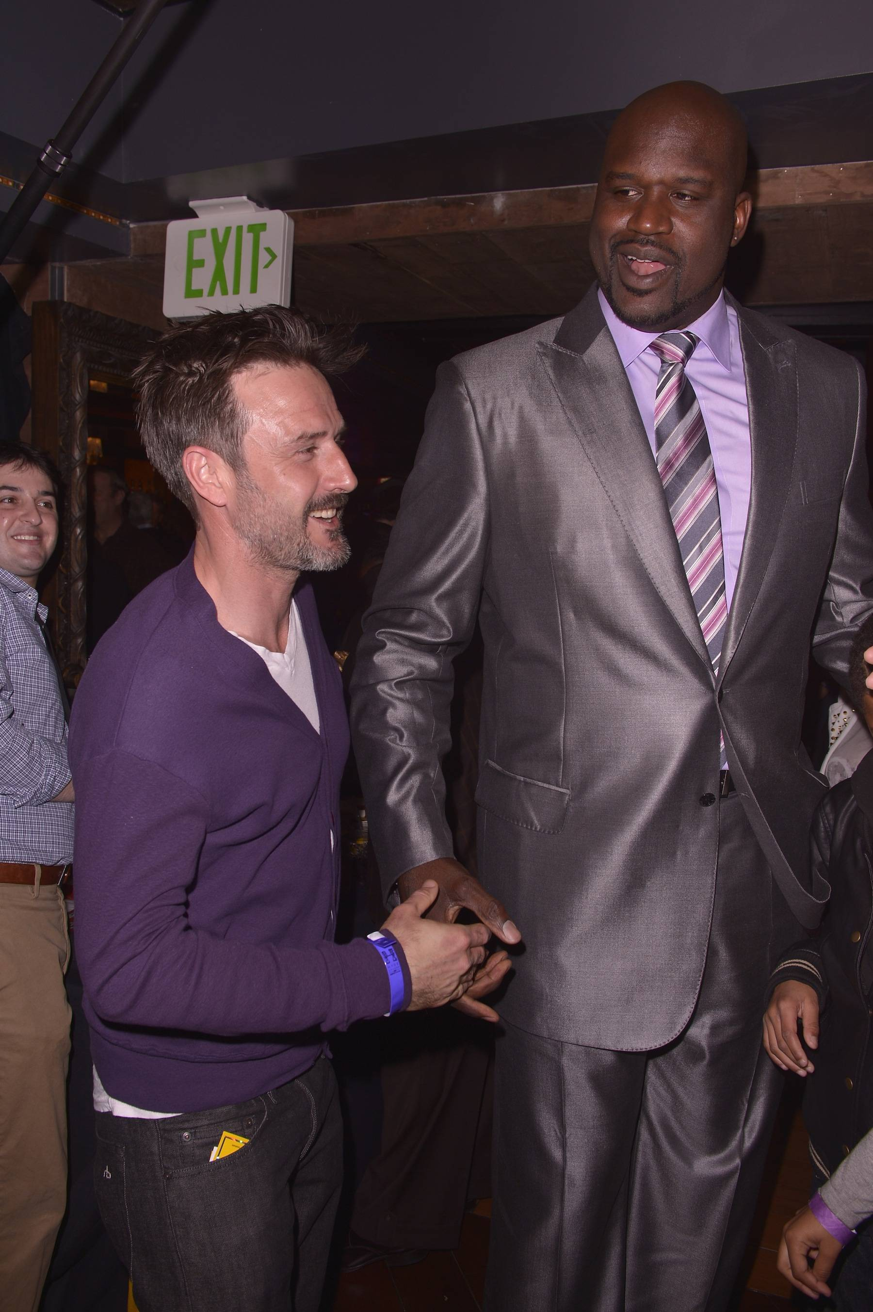 Shaquille O'Neal's Retirement of his jersey party