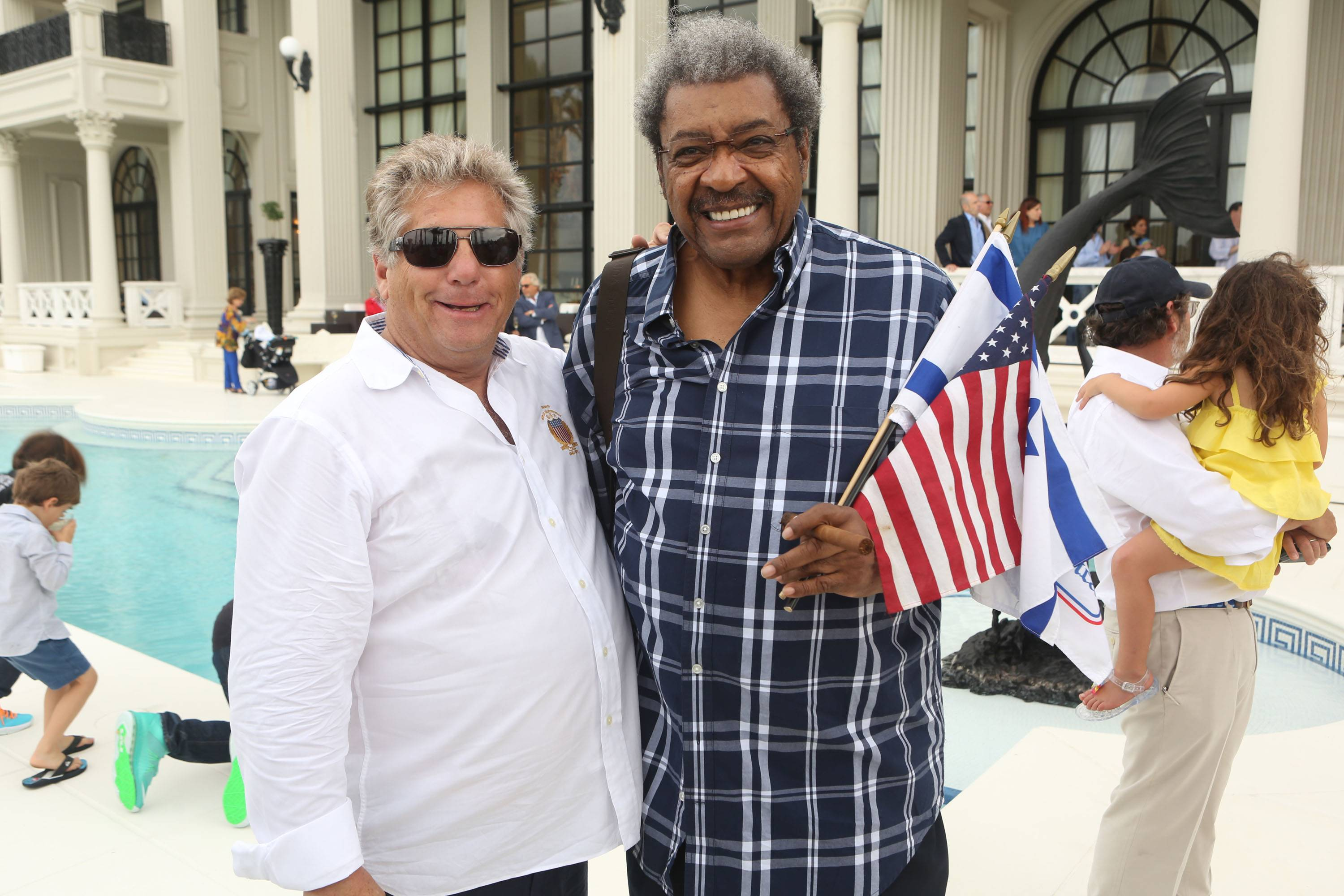 Steven Kessler & Don King3