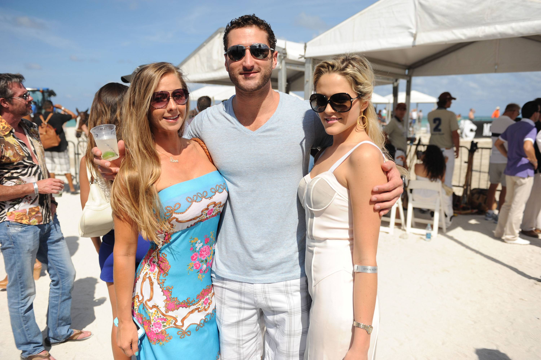 Tiffany Levy, Beau Haginas, & Michelle Marshall