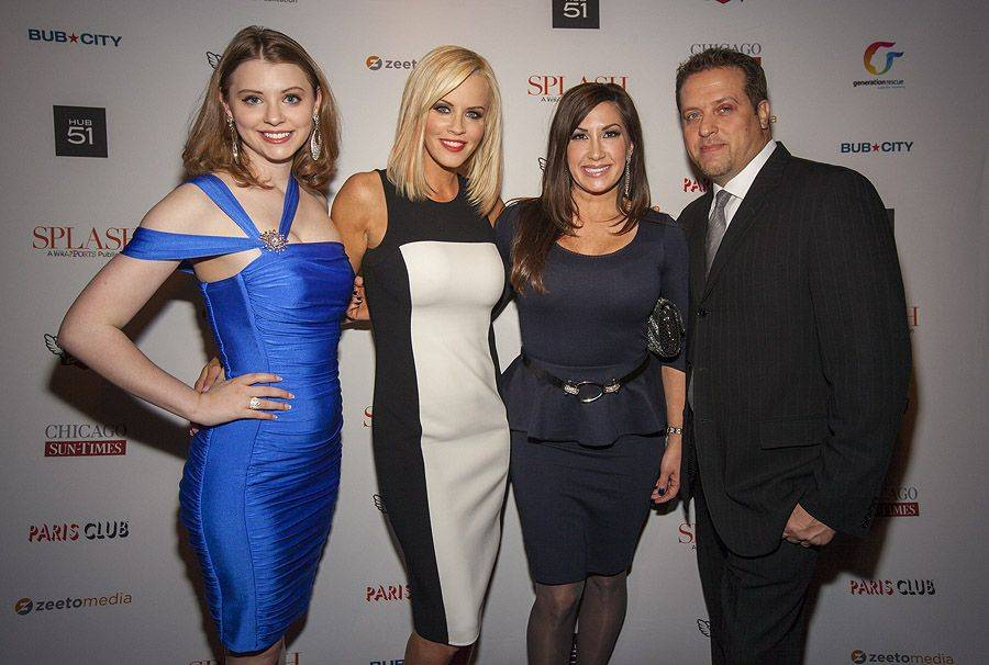 Alexis Wineman, Jenny McCarthy, Jacqueline Laurita, Chris Laurita