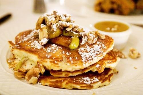 pancake clinton st