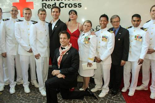 The American Red Cross presents its 8th Annual Red Tie Affair held at the Fairmont Miramar Hotel in Santa Monica California