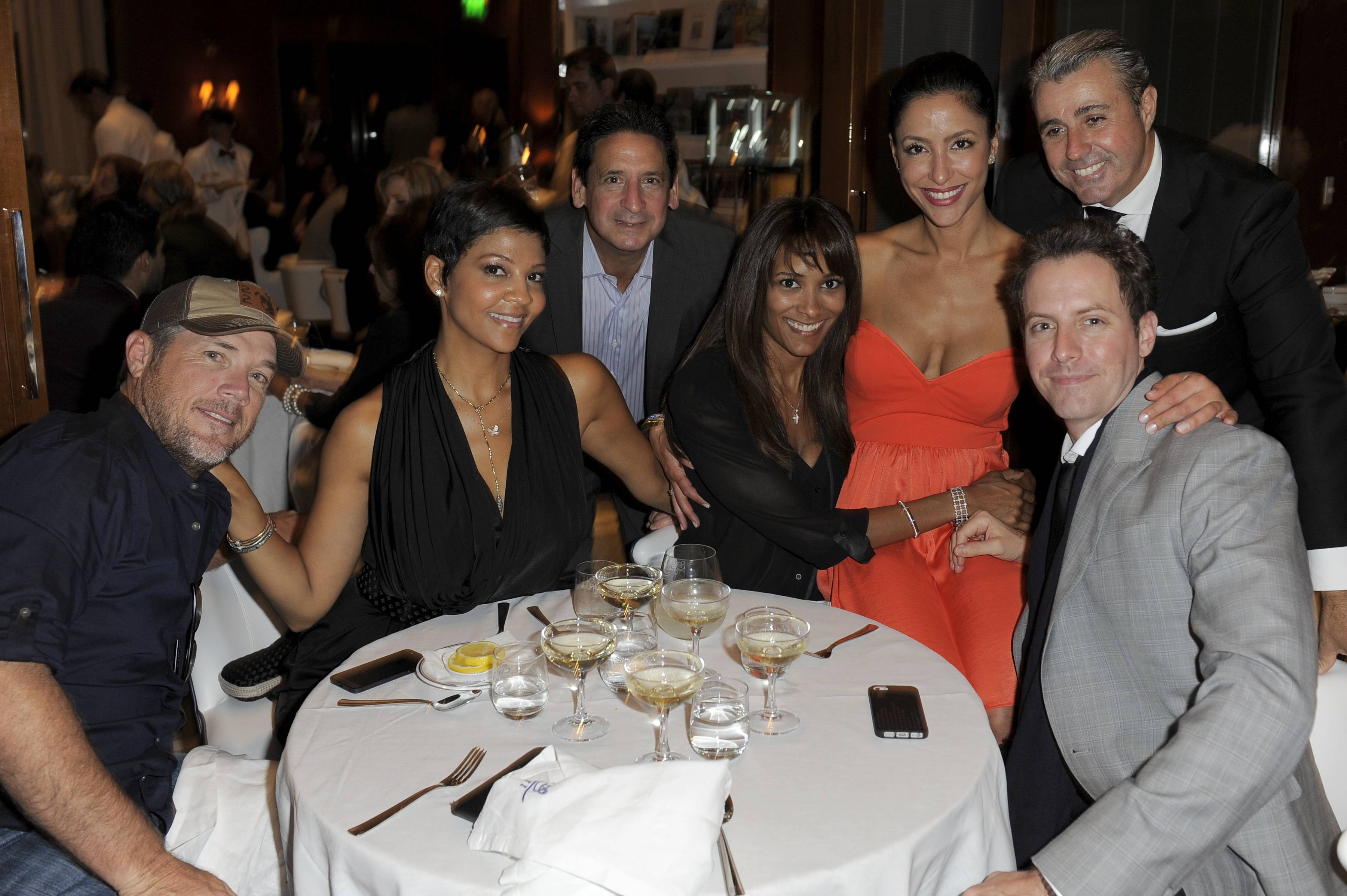 Steve Boucher, Tracy Mourning, Phil Goldfarb, Ayana Rodriguez, Violet Camacho, John Brevard
