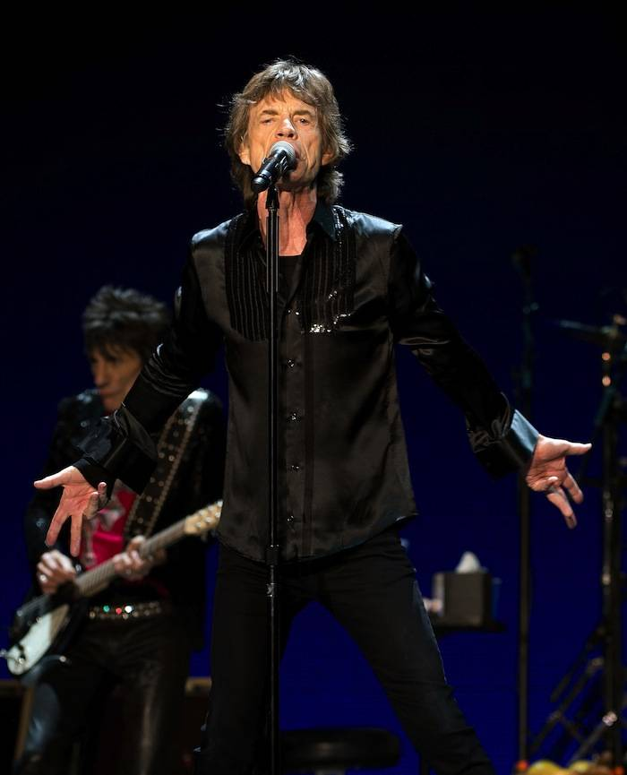 The Rolling Stones Perform At The MGM Grand Garden Arena