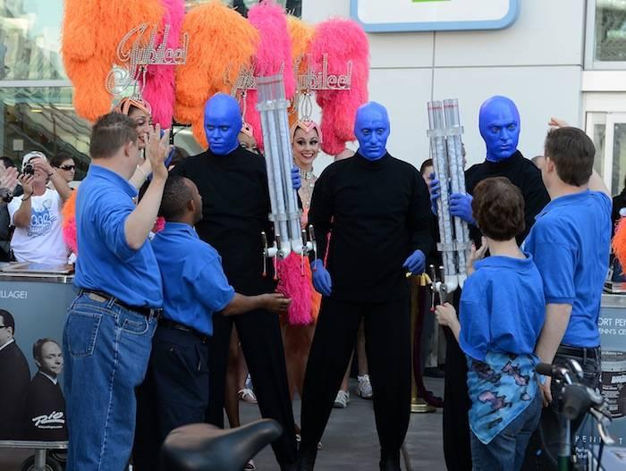 Penn Jillette Launches His Special