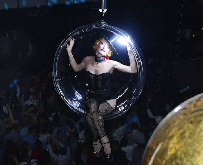 The Opening Of Light Nightclub At Mandalay Bay Featuring Zedd