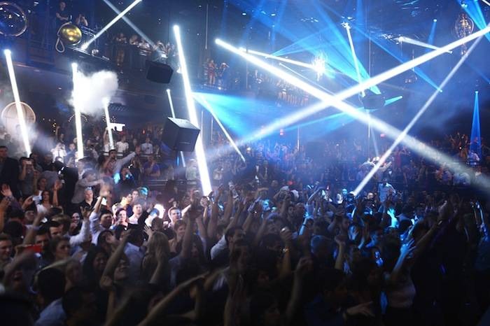 Light Nightclub Featuring Sebastian Ingrosso At Mandalay Bay